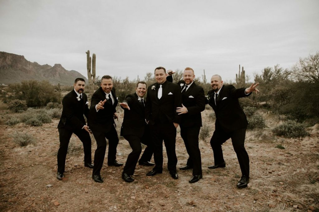paseo groomsmen