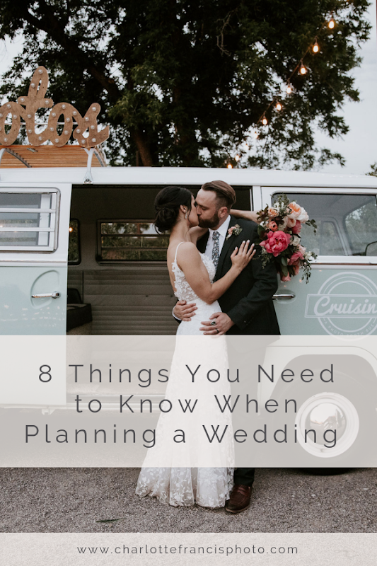 8 Things You Need To Know When Planning A Wedding Charlotte