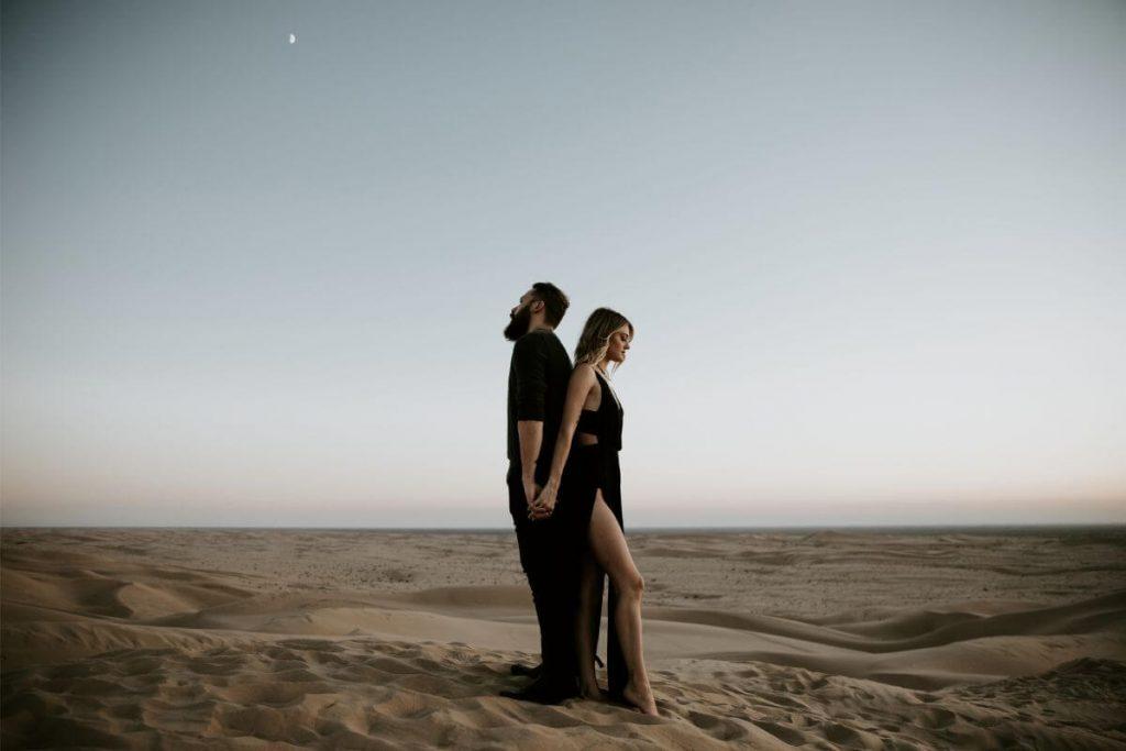 silhouette photos