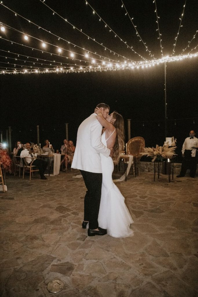 luxury wedding Cabo san lucas first dance