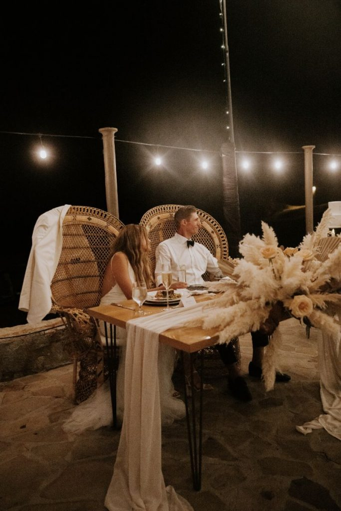 luxury wedding Cabo san Lucas toasts