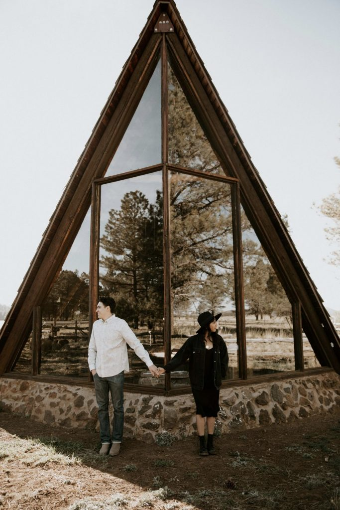 Flagstaff Engagement Photos