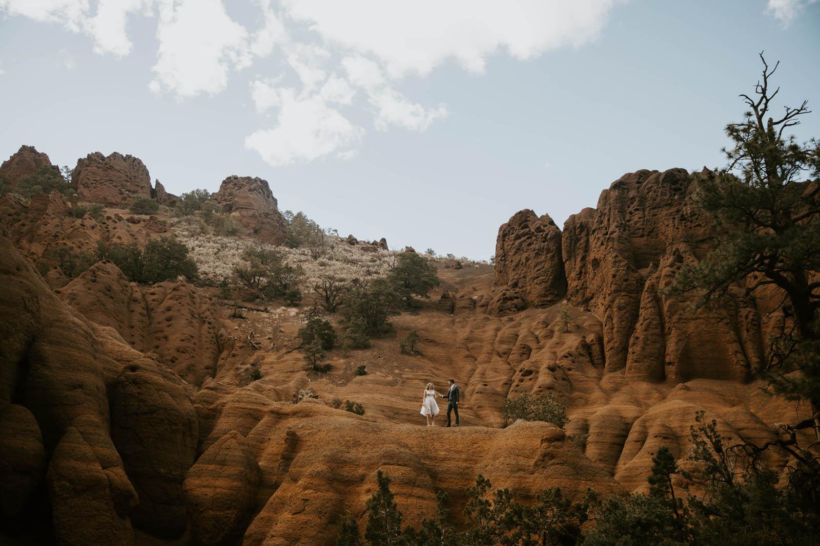 Arizona elopement photographer how to elope in Arizona