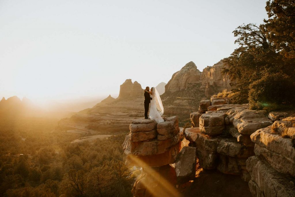 sedona elopement photographer